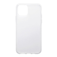 Merskal Clear Cover iPhone 11