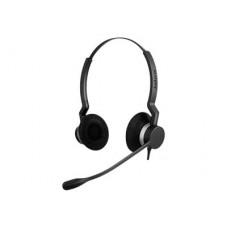 Jabra BIZ 2300 USB-C MS Duo - Headset - på örat - kabelansluten - USB-C
