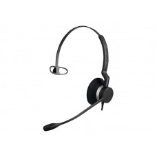 Jabra BIZ 2300 USB MS Mono - Headset - på örat - kabelansluten - USB